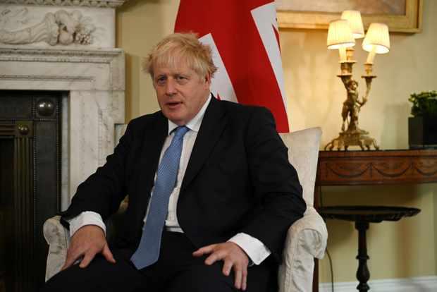 President Of Chile Visits UK Prime Minister