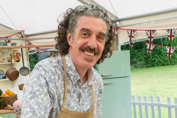 Great British Bake Off 2021 contestant Giuseppe