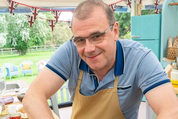Great British Bake Off 2021 contestant Jurgen