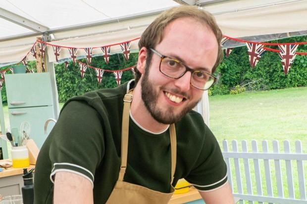 Great British Bake Off 2021 contestant Tom