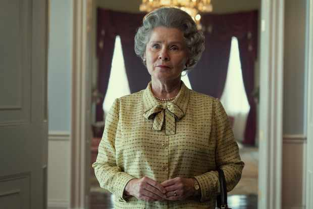 The Crown season 5 release date confirmed – first look at Imelda Staunton