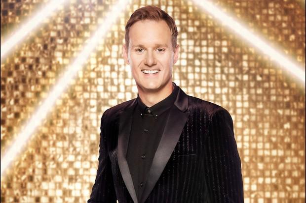 Strictly Come Dancing 2021 contestant Dan Walker