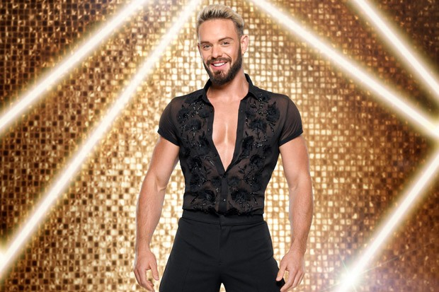 Strictly Come Dancing 2021 contestant John Whaite