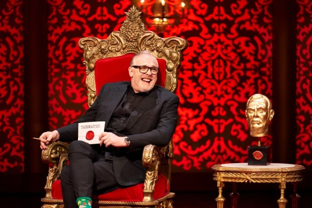 Taskmaster's Greg Davies and Alex Horne apologise to fans for censored episode