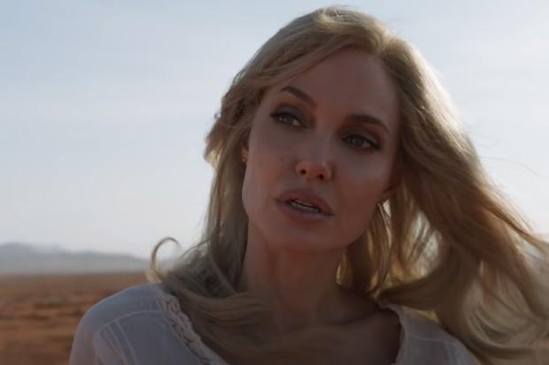 Angelina Jolie in Marvel's Eternals (2021)
