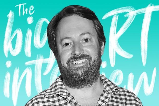 David Mitchell – Big RT Interview