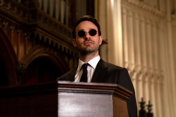 Charlie Cox plays Matt Murdock/Daredevil