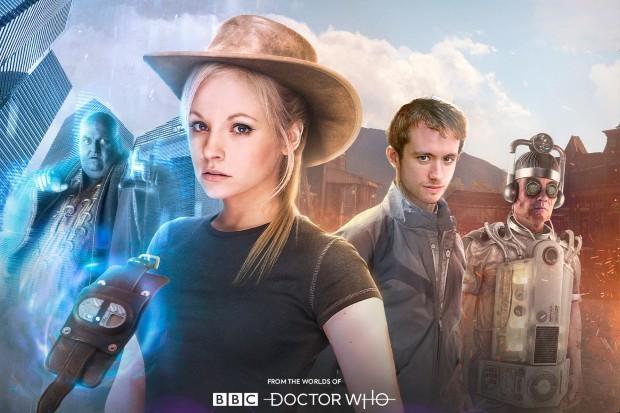 Georgia Tennant in Doctor Who's Jenny: Still Running