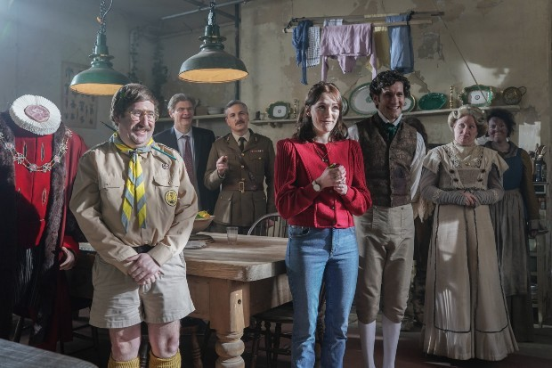 Ghosts cast – BBC One