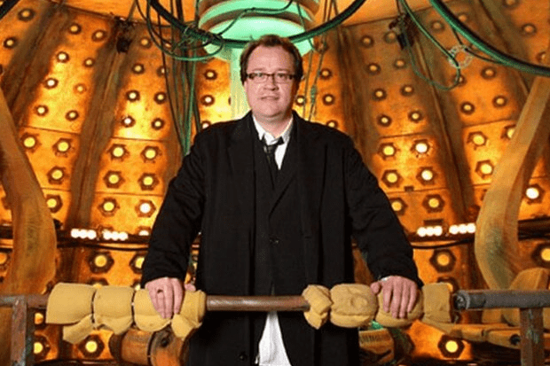 russel t davies doctor who