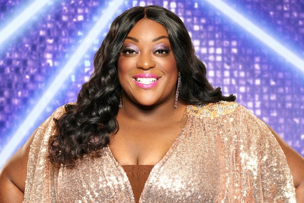 Judi Love in Strictly Come Dancing 2021