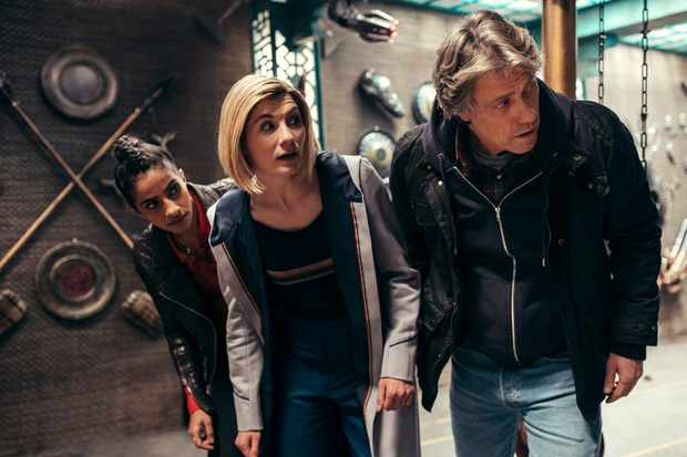 """Chris Chibnall teases """"cataclysmic events"""" and a big mystery in Doctor Who: Flux's opening episode"""