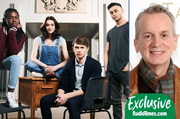 Frank Skinner Class Exclusive