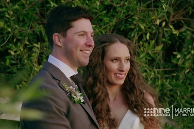 Married at First Sight Australia Patrick and Belinda