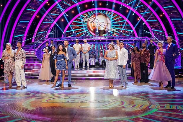 Who left Strictly Come Dancing in Week Five?
