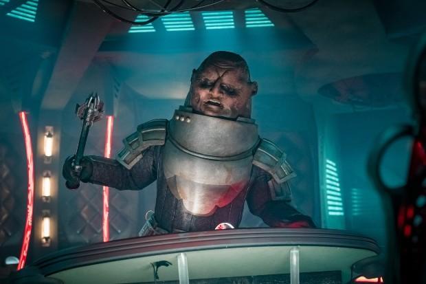 Sontaran redesign in Doctor Who: Flux