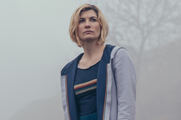 Jodie Whittaker in Doctor Who series 13