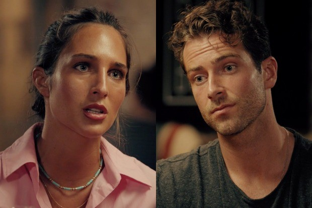 Maeva and Digby in Made in Chelsea