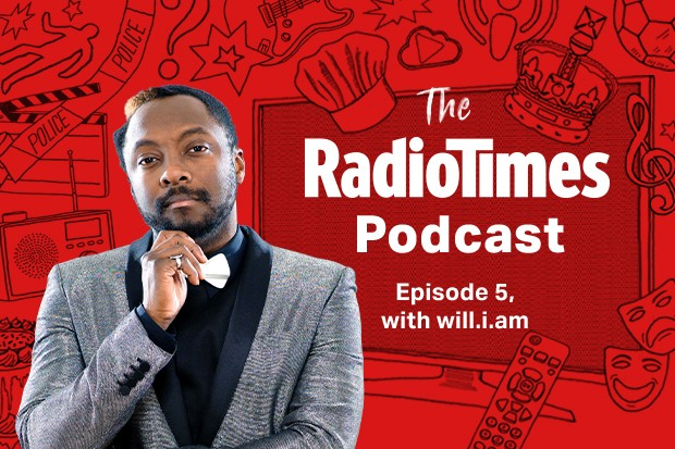 The Radio Times Podcast - Episode3 with will.i.am