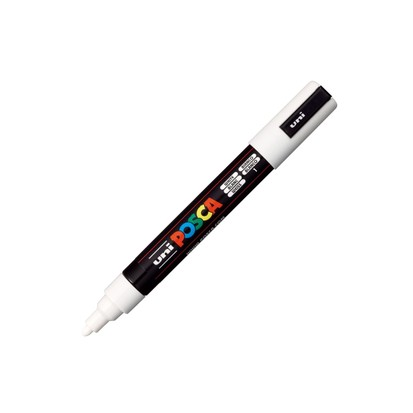 Posca uni-ball white chalk pen, jam making kits