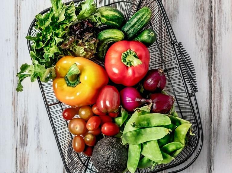 recommended servings for vegan diet