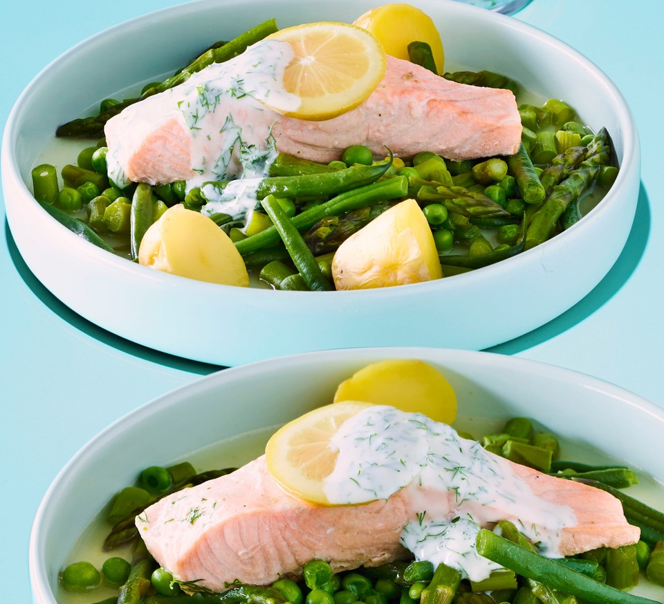 Healthy Fish Recipes Bbc Good Food