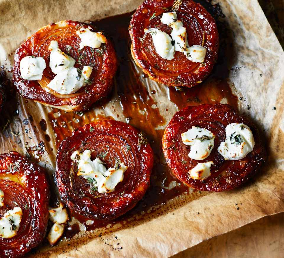 How To Make Caramelised Onions Bbc Good Food