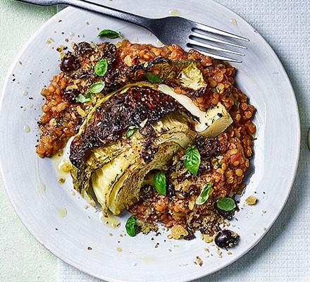 Vegan Cabbage Recipes Bbc Good Food