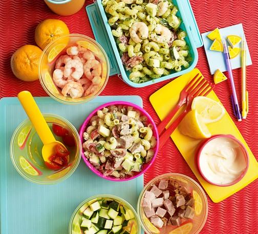 Kids Lunchbox Recipes Bbc Good Food