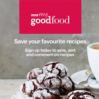 Sign up to My Good Food