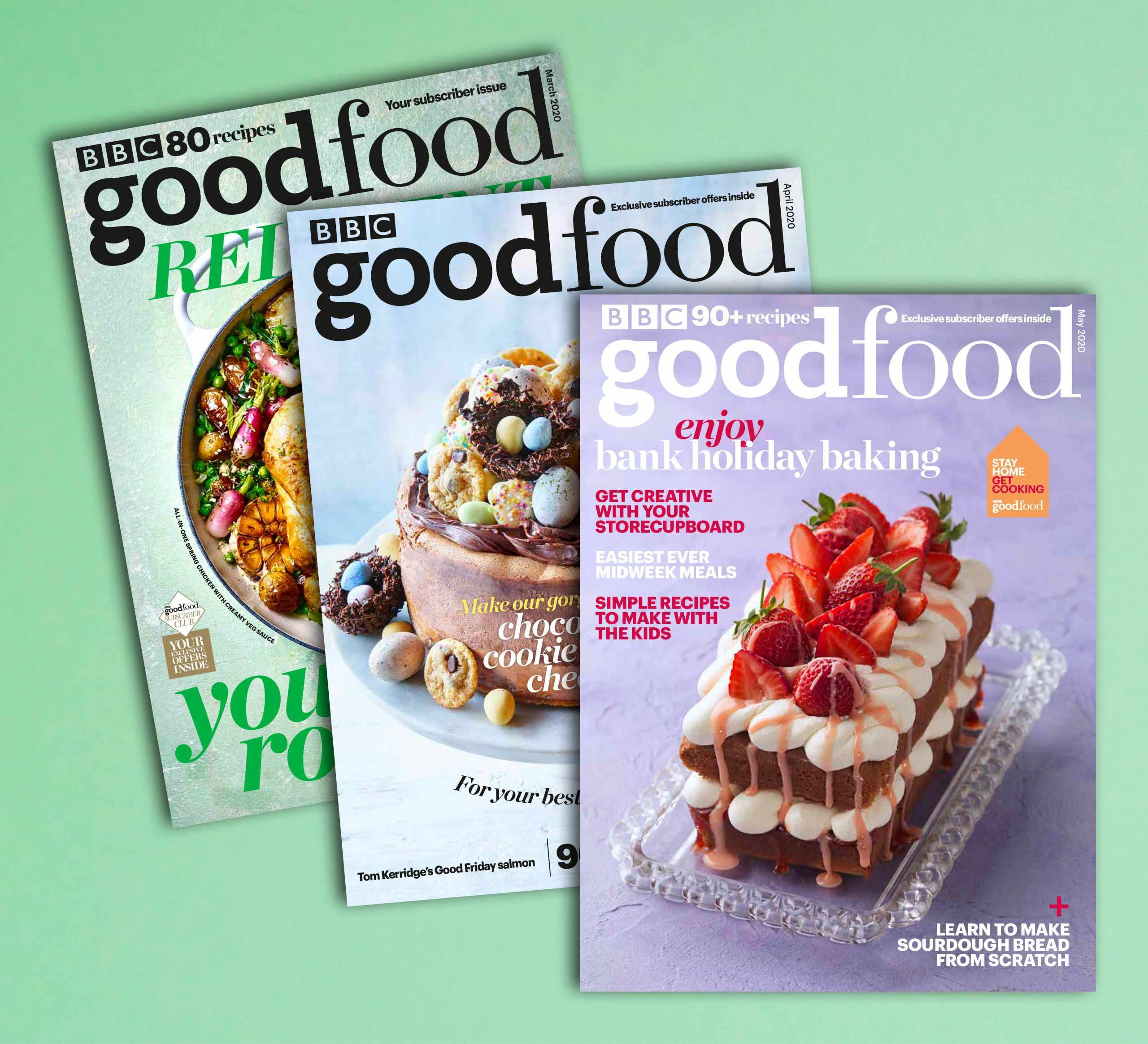 2. Subscribe to BBC Good Food