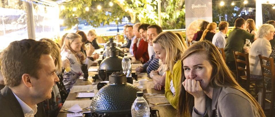 Unique dining experiences