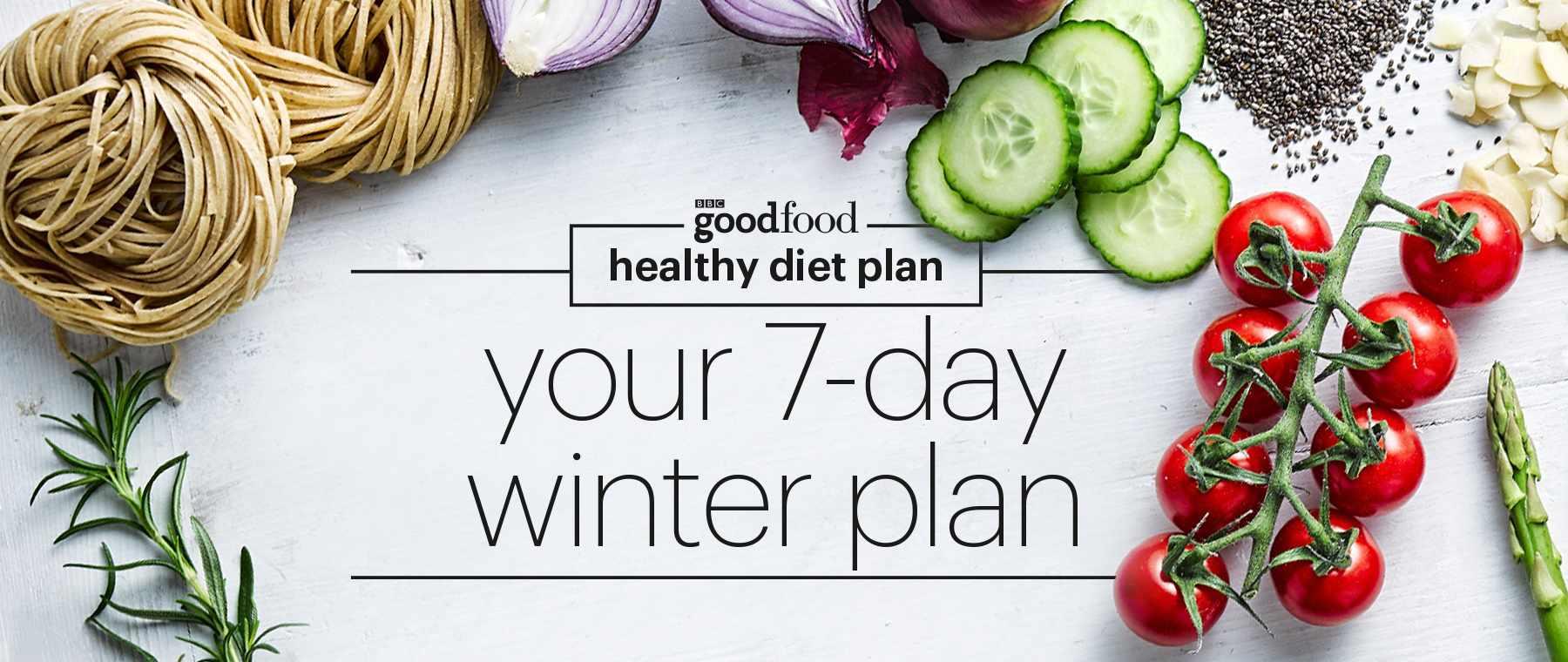 Winter 2021 Healthy Diet Plan