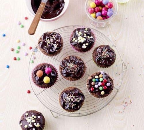 Cupcake Recipes For Kids Bbc Good Food