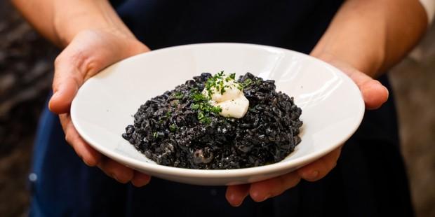 Sabor arroz negro