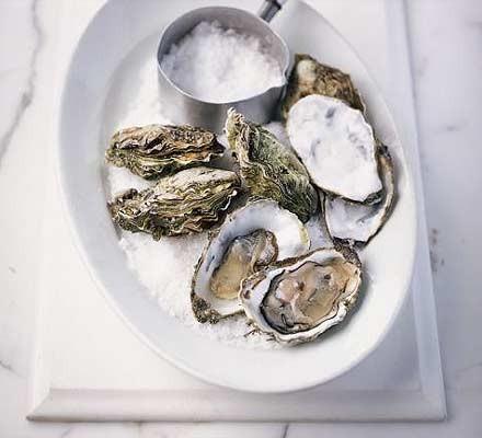 Aphrodisiac oyster recipe