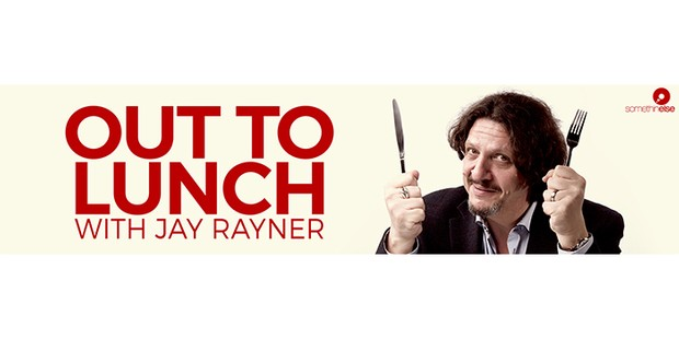 Out To Lunch with Jay Rayner, best food podcasts