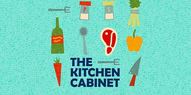The Kitchen Cabinet 700x 350