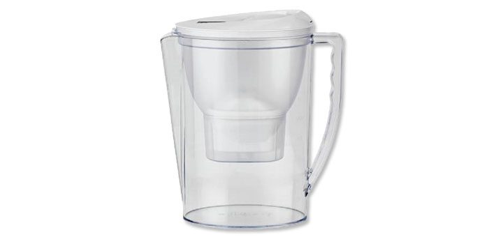 Pack 6 Filters Water Jug 2.7L White BWT Penguin Electronics Magnesium Water Filtering Pitcher