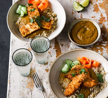 Katsu Curry Recipe Bbc Good Food