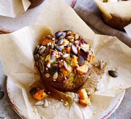 Muffin Recipes Bbc Good Food