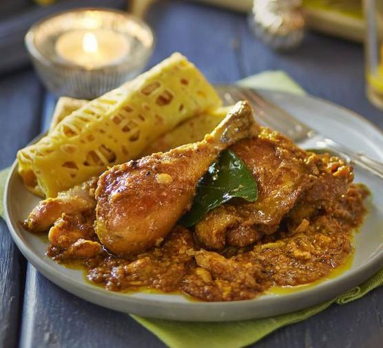 Ayam Kapitan (Captain's curry)