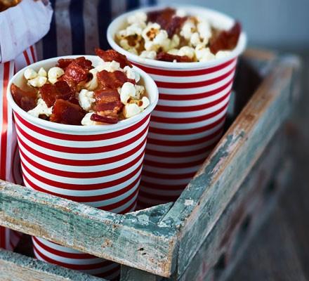 Bacon butter popcorn 2016