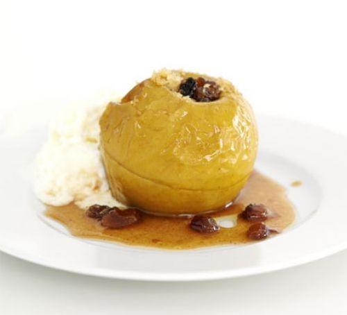 Baked apple recipes