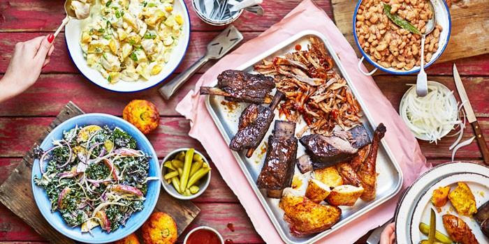 Four extraordinary barbecue recipes