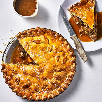 Steak pie recipes image