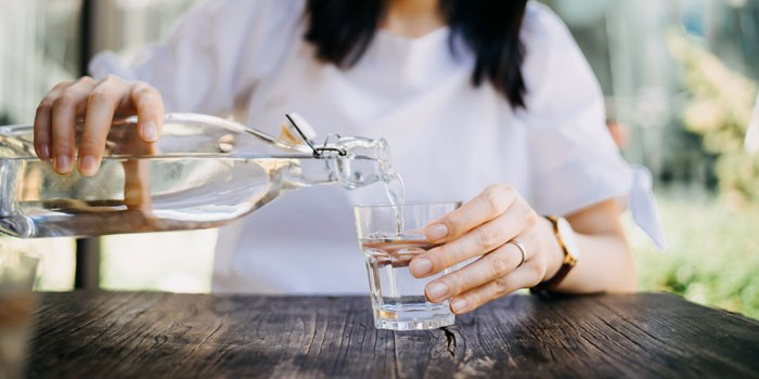 Top 5 health benefits of drinking water - BBC Good Food