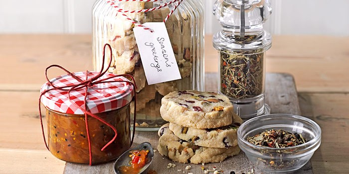 How To Make A Christmas Hamper Bbc Good Food