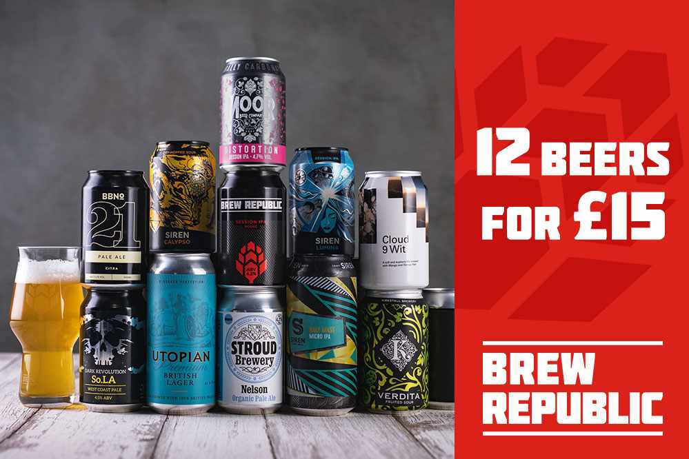 Brew Republic promo