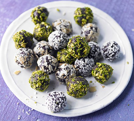 Brazilian Chocolate Truffles Brigadeiro Recipe Bbc Good Food